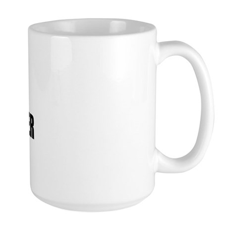 Trust Me, I'm A Reporter Large Mug