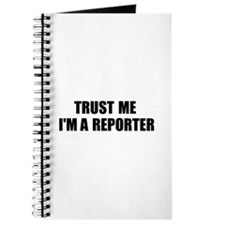 Trust Me, I'm A Reporter Journal