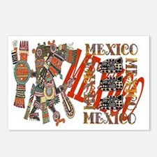 MEXICOlight Postcards (Package of 8)