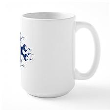 Flaming Medic   Mug