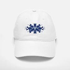 Flaming Medic Baseball Baseball Cap