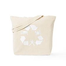 squash-black Tote Bag