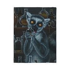 Pirate Lemur Twin Duvet