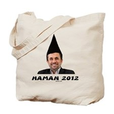 Haman 2012 flat Tote Bag