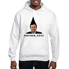 Haman 2012 flat Hoodie
