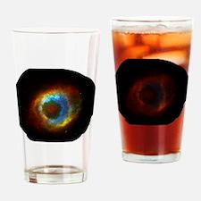HSV in Eye nebula Drinking Glass