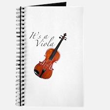 It's a Viola Journal