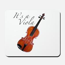 It's a Viola Mousepad