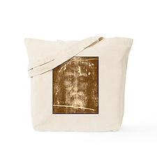 Shroud of Turin Tote Bag
