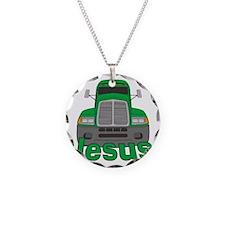 jesus-b-trucker Necklace