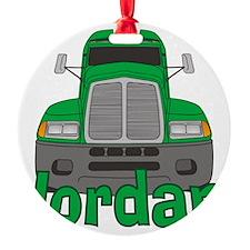 jordan-b-trucker Ornament