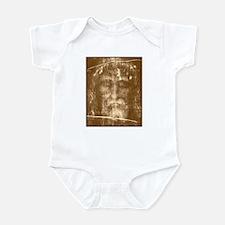 Shroud of Turin Infant Bodysuit