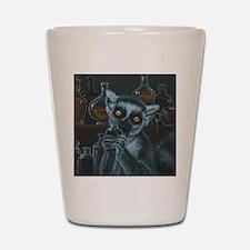 Pirate Lemur Shot Glass