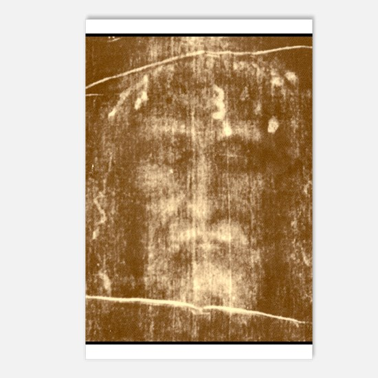 Shroud of Turin Postcards (Package of 8)