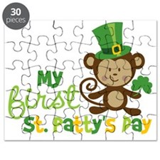 Monkey1stStPatricksDay Puzzle