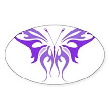 Butterfly beverage- Decal
