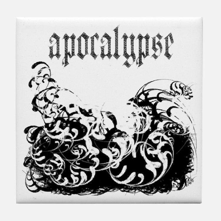 apocalypse1 Tile Coaster