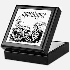 apocalypse1 Keepsake Box