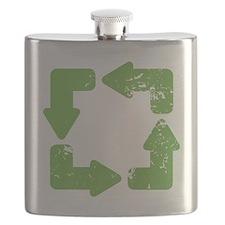OrganicGreen7A Flask