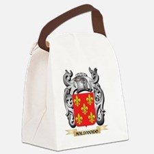 Macgill Coat of Arms - Family Cre Canvas Lunch Bag