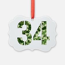 34 Ornament