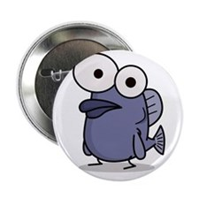 "fish 2.25"" Button"