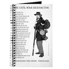 Civil War Reenactor North.ps Journal