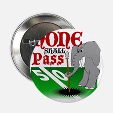 "None.Shall.Pass 2.25"" Button"