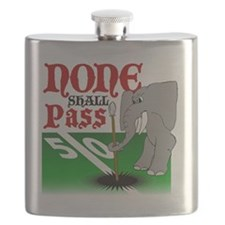 None.Shall.Pass Flask