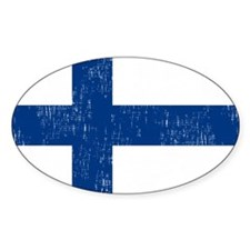 2000px-Flag_of_Finland Decal