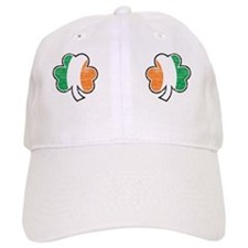 irish shamrock mug Baseball Cap