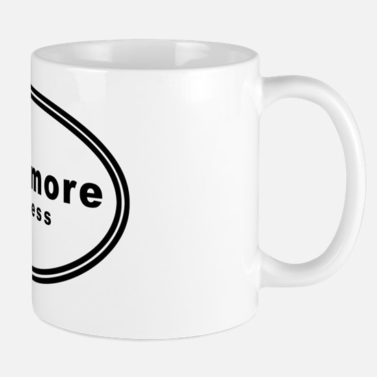 work more beg less3 Mug