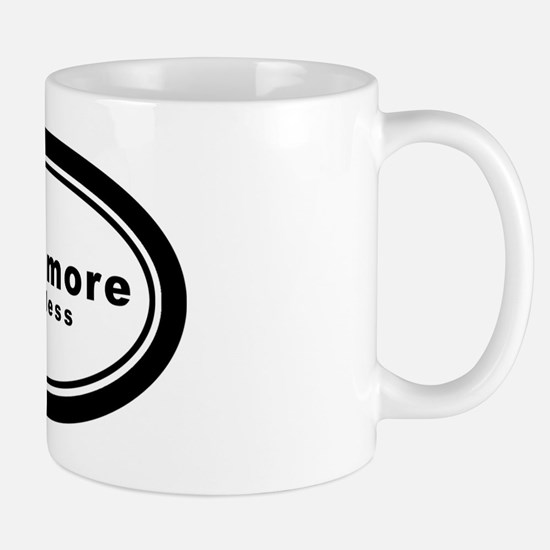 work more beg less4 Mug