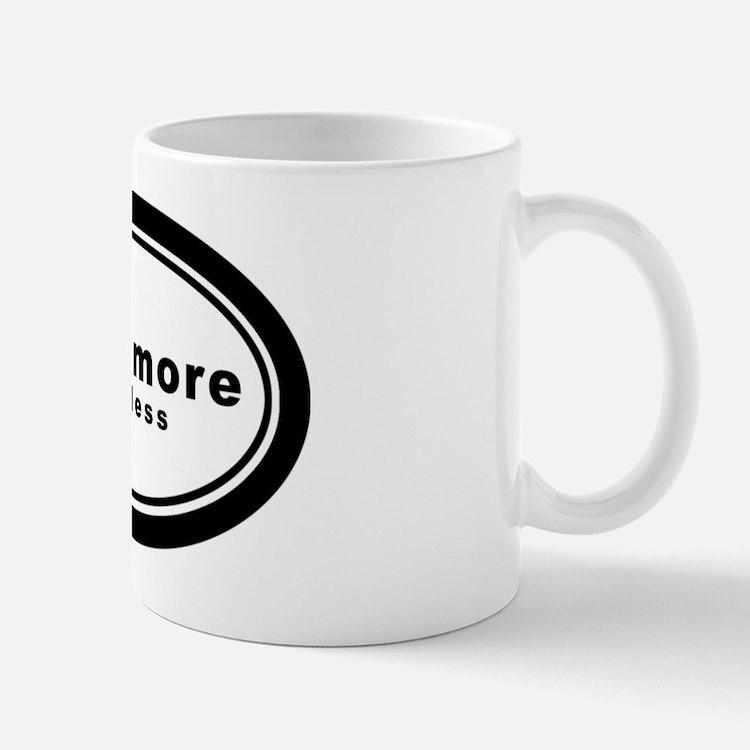 work more beg less4 Mug