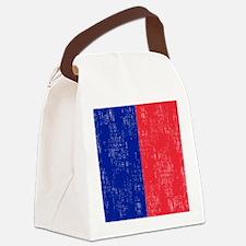 2000px-Flag_of_Paris Canvas Lunch Bag