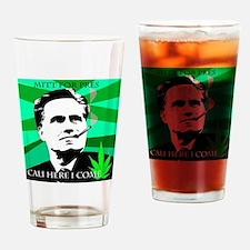 cali Mitt Drinking Glass