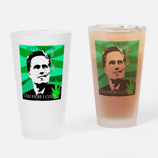 cali Mitt Drinking Glass