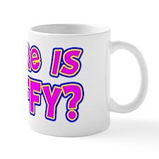 fluffy Small Mug