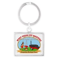 wtexpitmasters-PNG Landscape Keychain