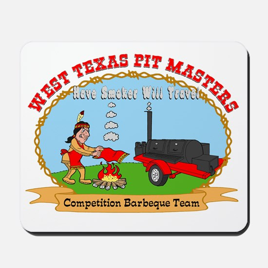 wtexpitmasters-PNG Mousepad