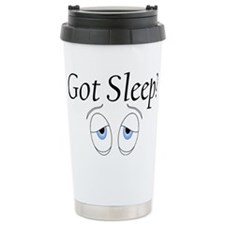 Got Sleep Light Travel Mug
