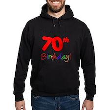 Abuelitos 70th Birthday Hoodie
