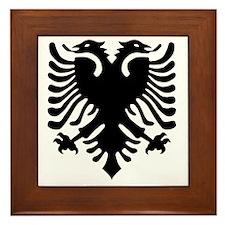 albania6 Framed Tile
