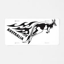 australia15 Aluminum License Plate