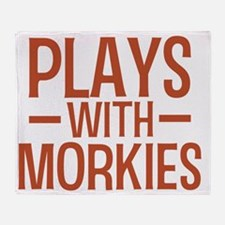 playsmorkies Throw Blanket