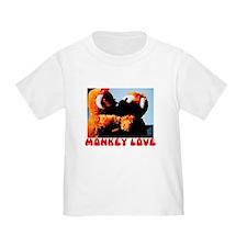 Monkey Love Infant T