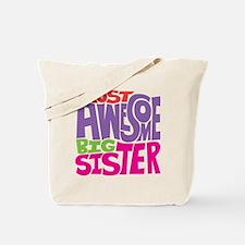 THE BIG SISTER FINAL Tote Bag
