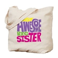 THE BIG SISTER FINAL2 Tote Bag
