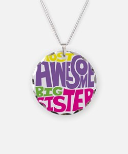 THE BIG SISTER FINAL2 Necklace