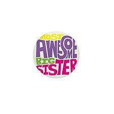 THE BIG SISTER FINAL2 Mini Button